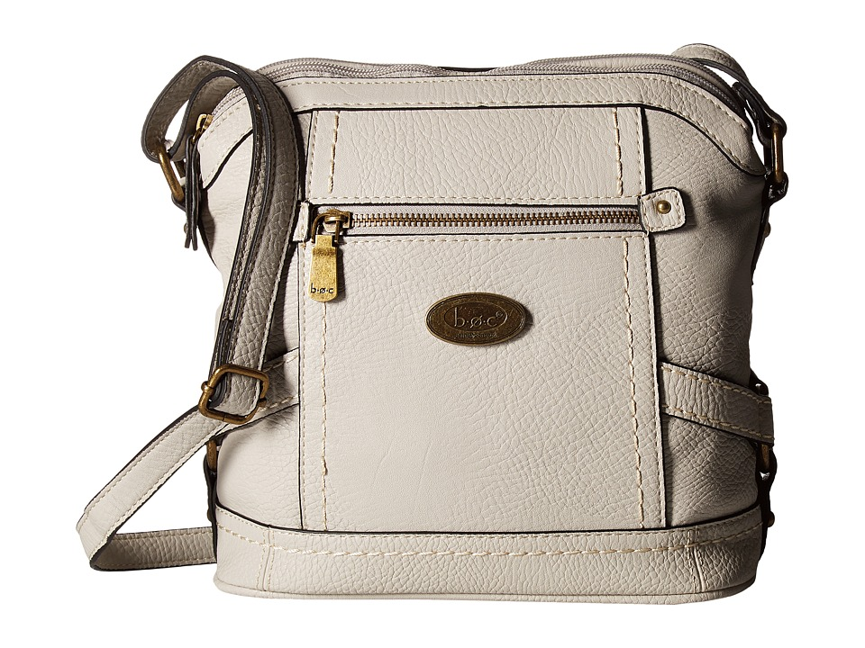 b.o.c. - Middleton Crossbody (Dove) Cross Body Handbags