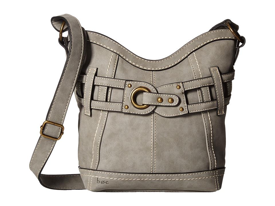 b.o.c. - Denton Crossbody (Elephant) Cross Body Handbags