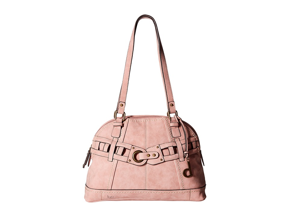 b.o.c. - Denton Satchel (Dusty Pink) Satchel Handbags