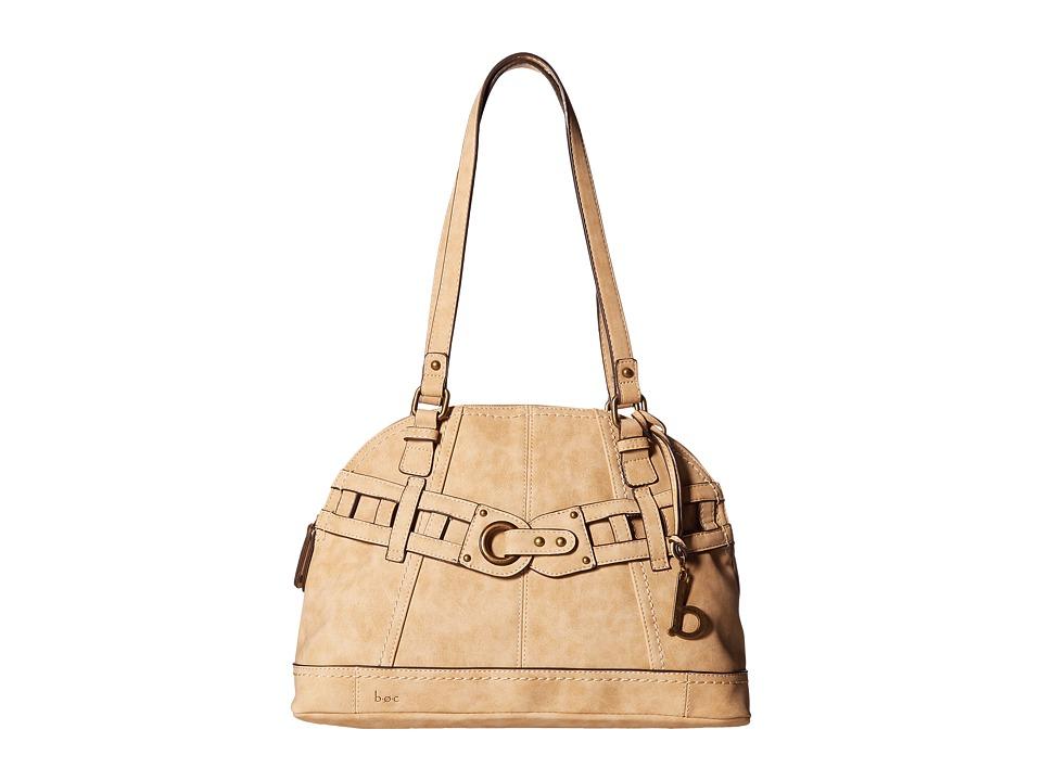 b.o.c. - Denton Satchel (Stone) Satchel Handbags