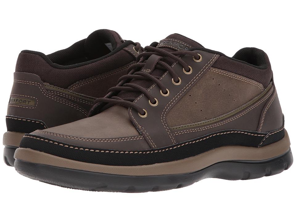 Rockport Get Your Kicks Mudguard Chukka (Dark Brown) Men