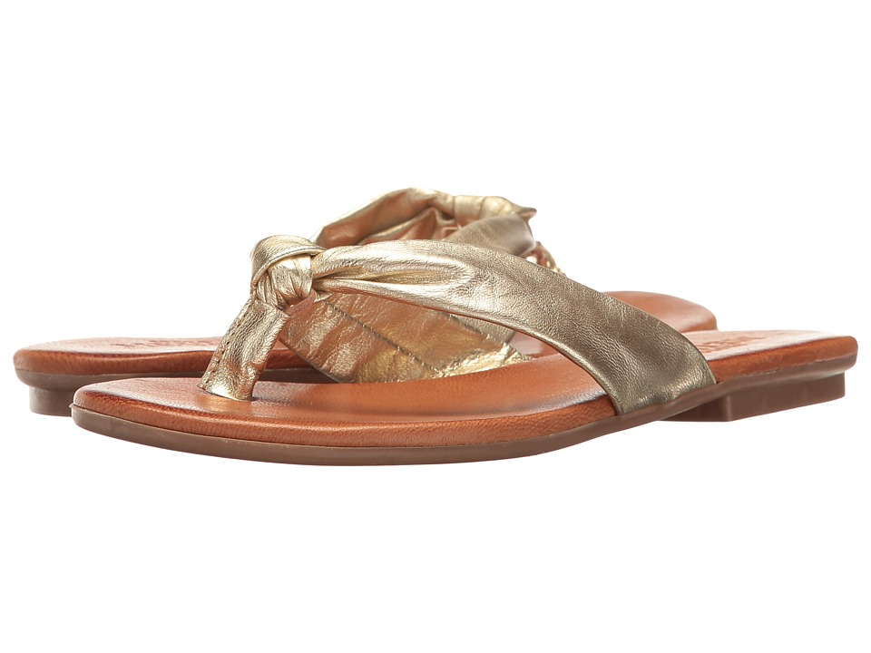 Sesto Meucci - 230 (Gold Cesa Kid) Women's Shoes