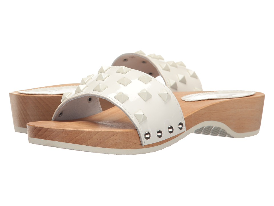 Sesto Meucci - Sybren (White Patent) Women's Shoes