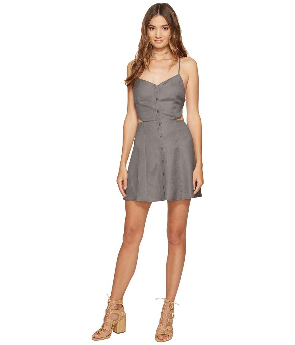 Dolce Vita - Bee Dress (Gunmetal) Women's Dress