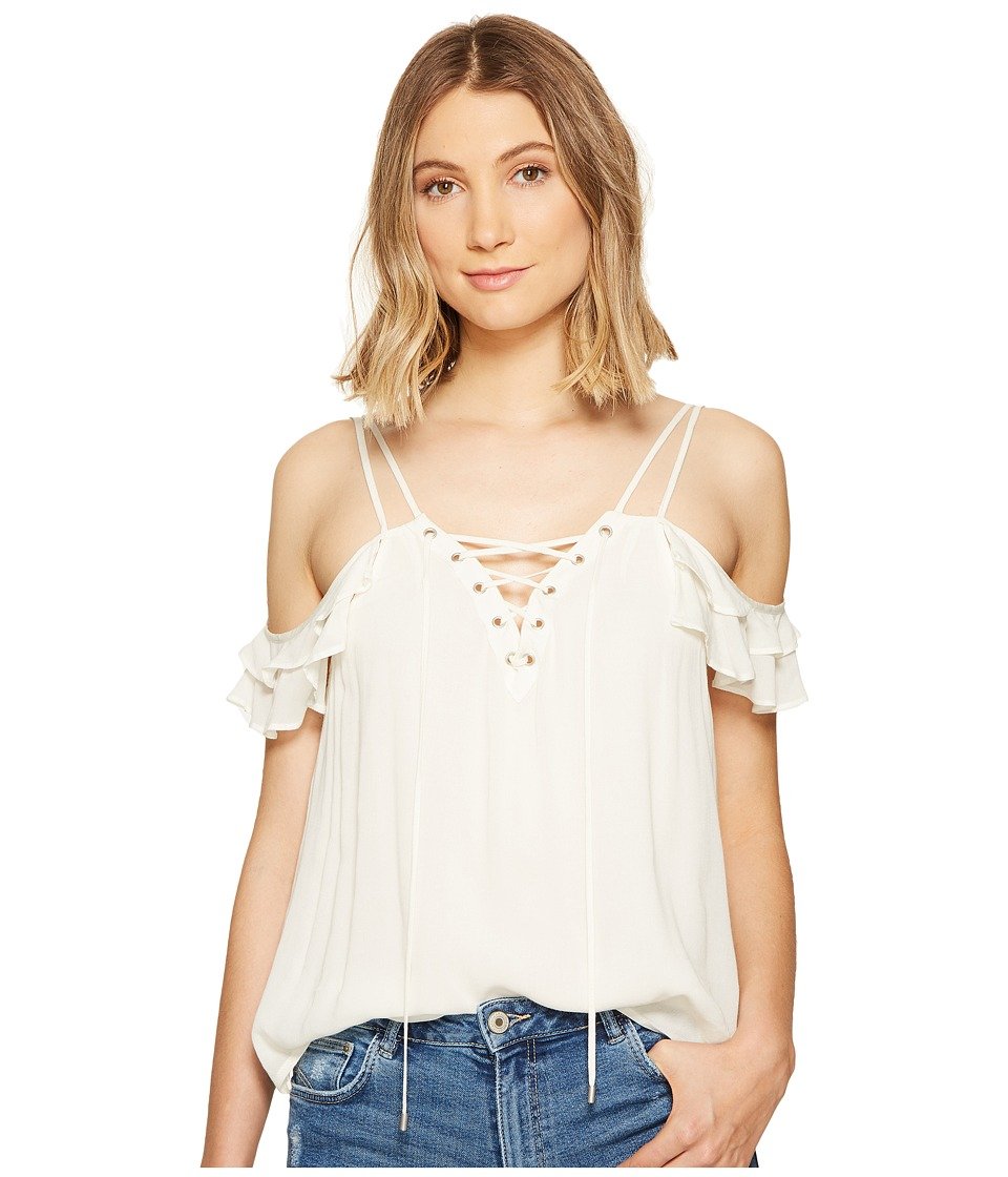 Dolce Vita - Felicia Top (Ivory) Women's Clothing