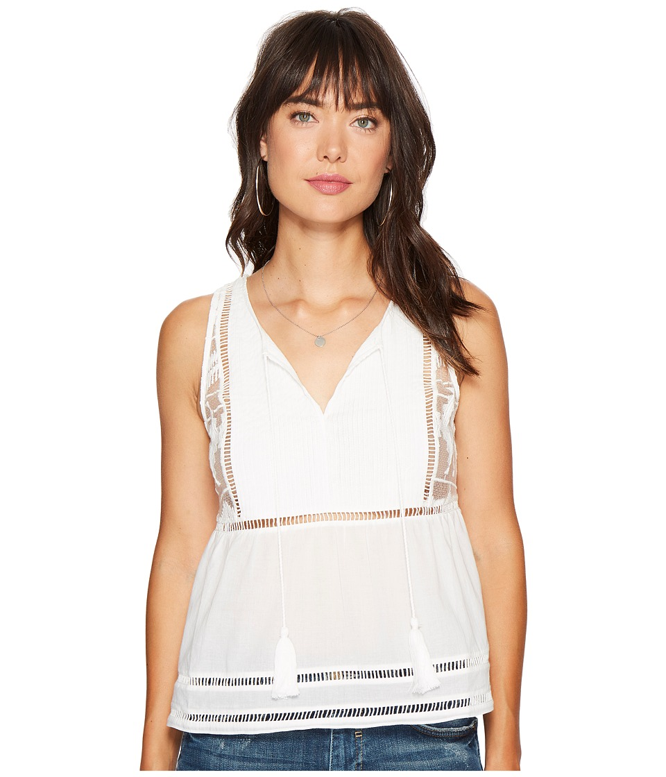Dolce Vita - Joanna Top (Ivory) Women's Clothing