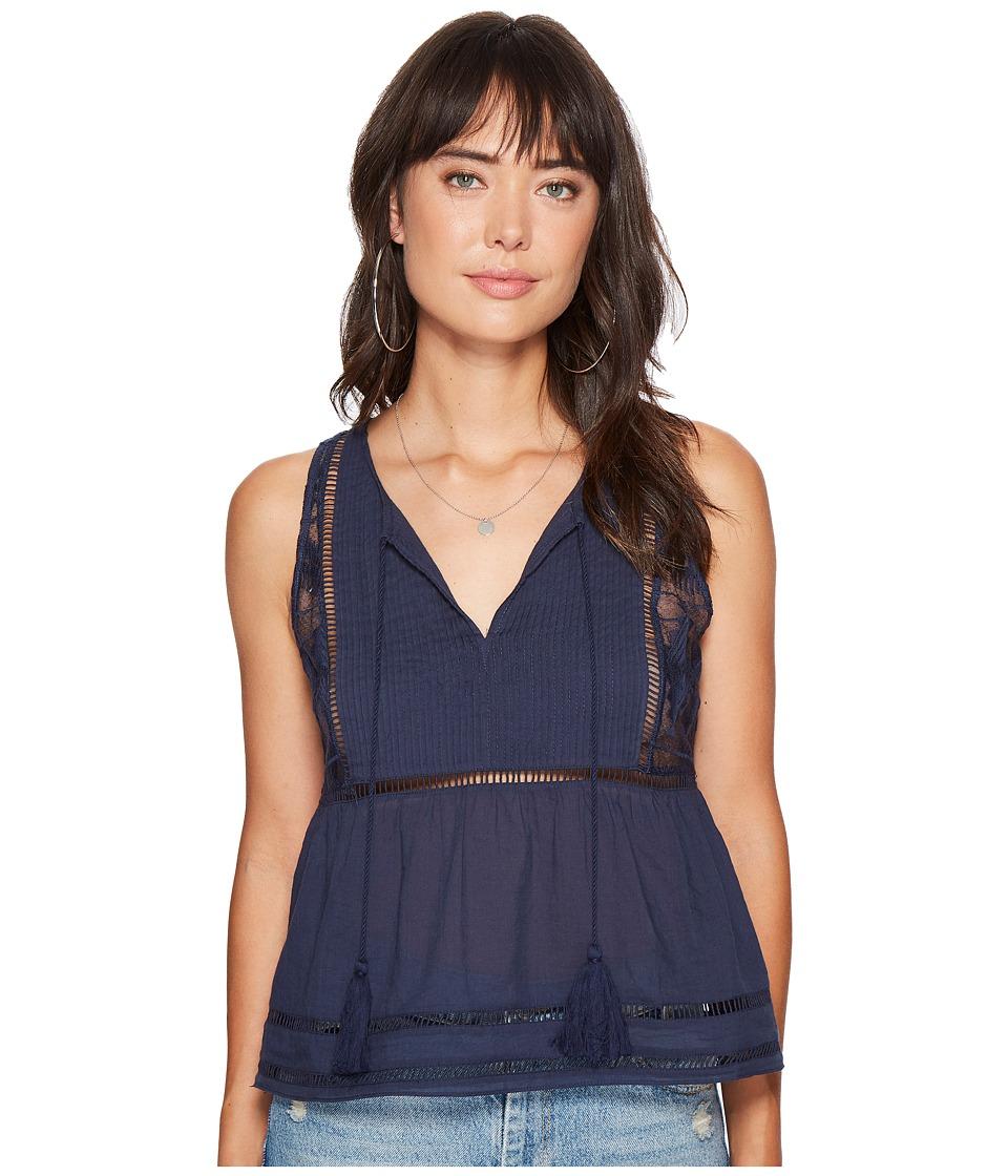 Dolce Vita - Joanna Top (Midnight) Women's Clothing