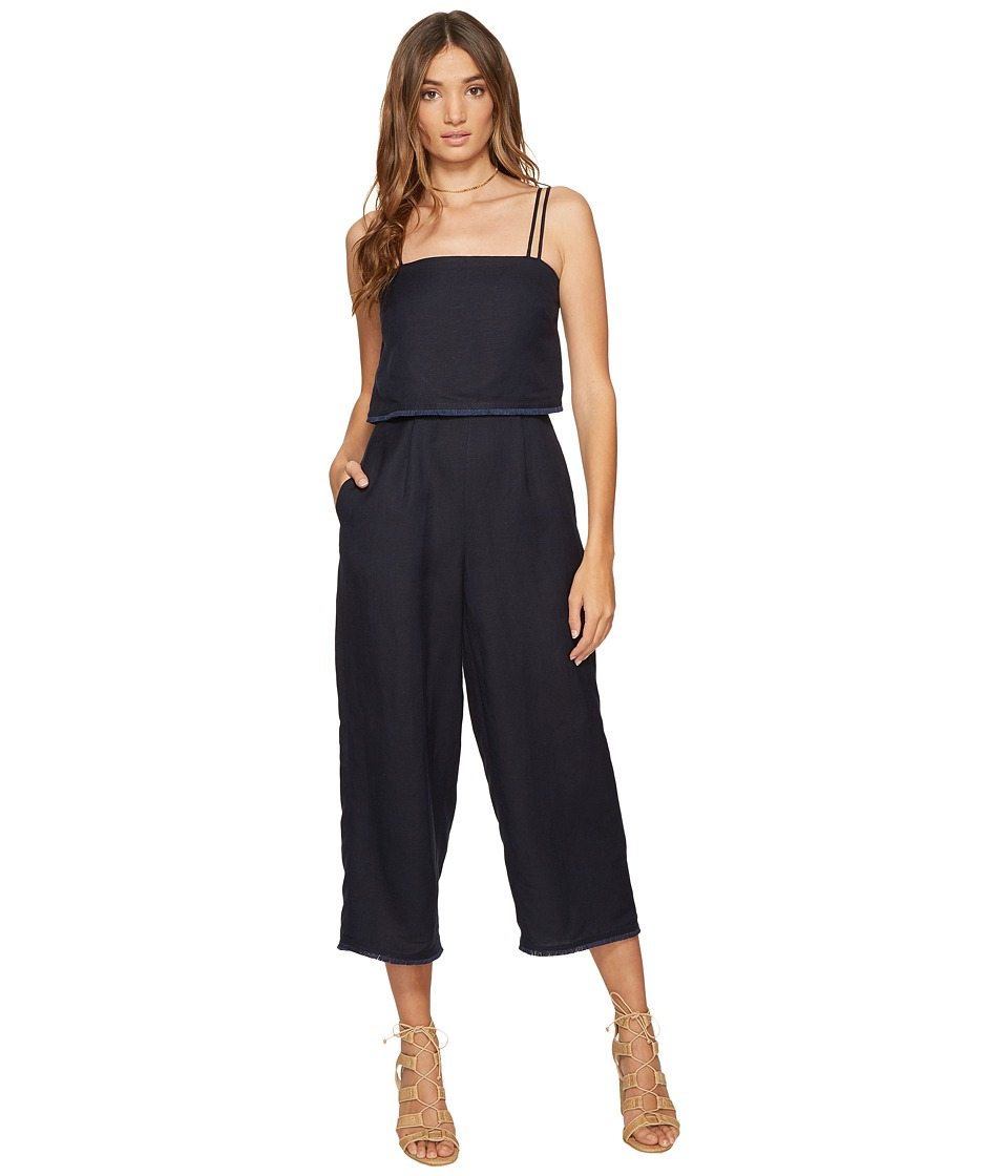 Dolce Vita - Alida Jumpsuit (Midnight) Women's Jumpsuit & Rompers One Piece