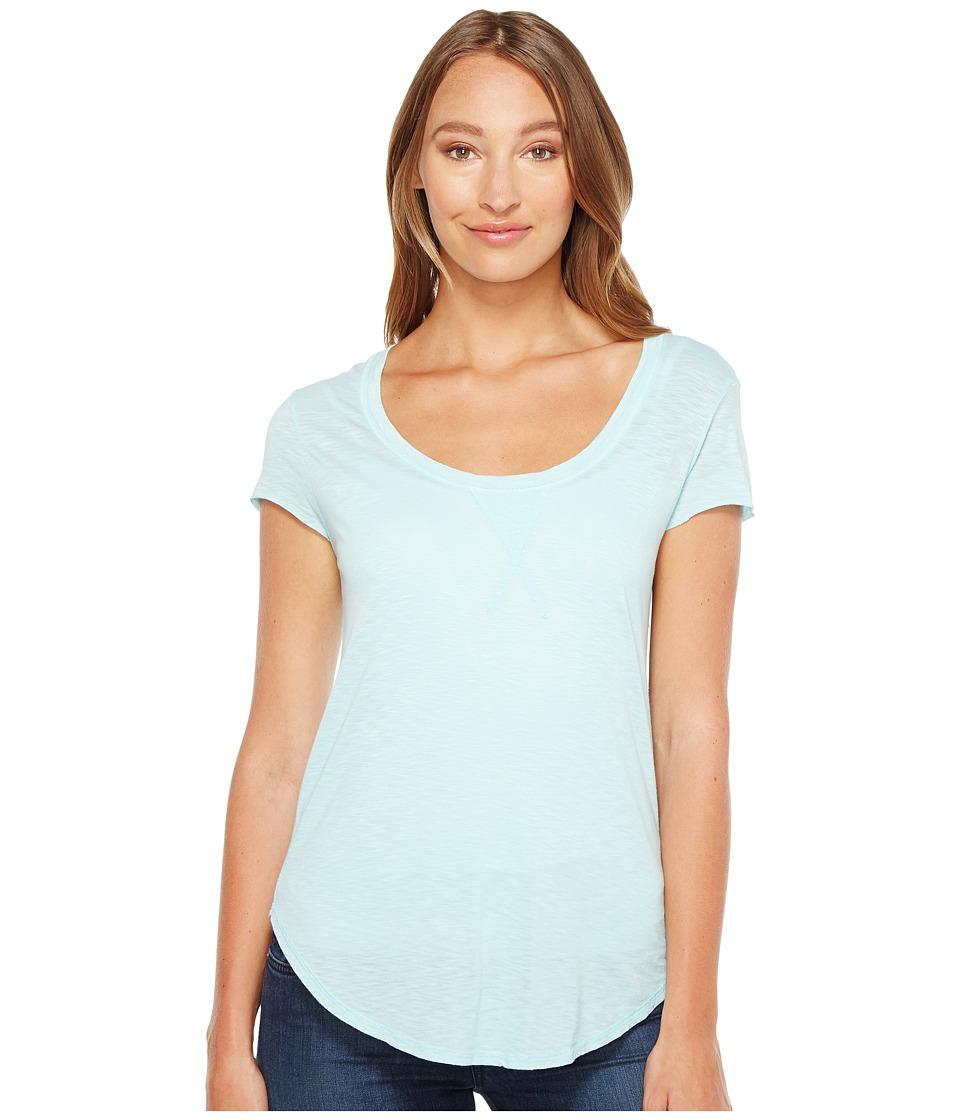 LAmade - Niki Tee (Canal Blue) Women's T Shirt