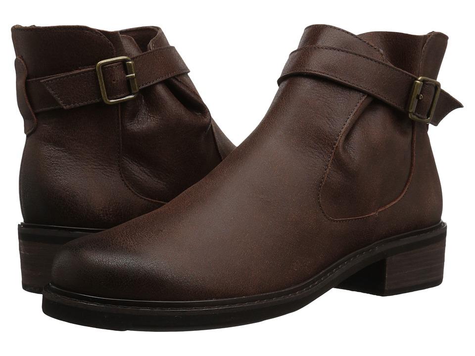 Walking Cradles Devin (Brown Saddle Leather) Women