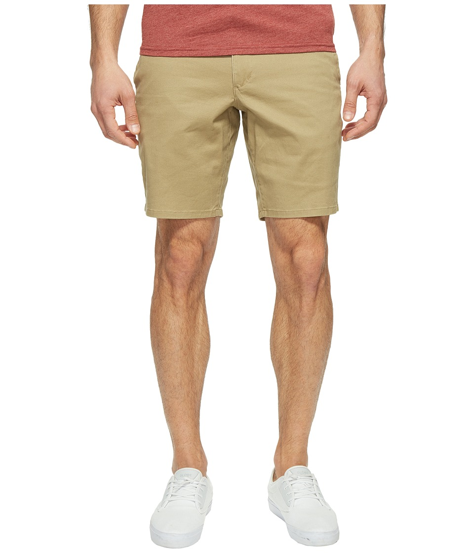 Dockers Premium - Broken in Chino Straight Fit Shorts (New British Khaki) Men's Shorts