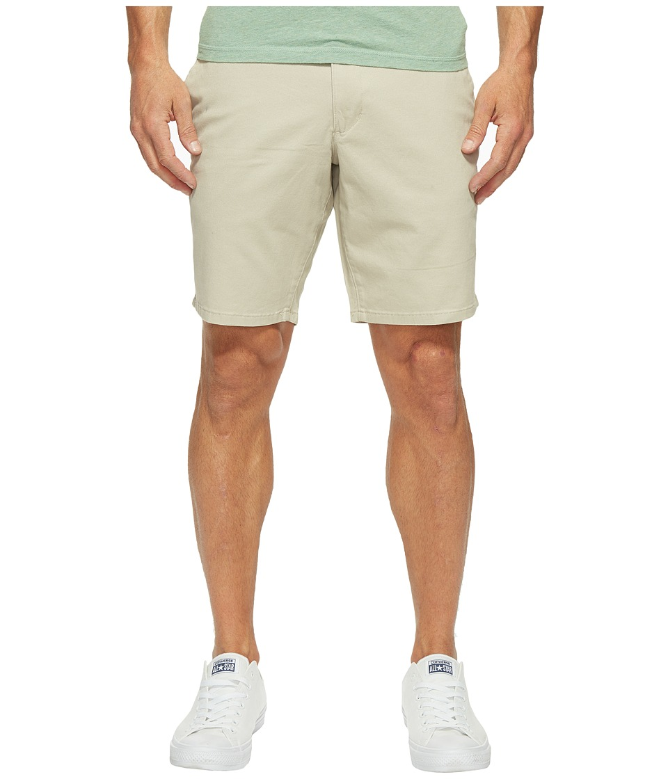 Dockers Premium - Broken in Chino Straight Fit Shorts (Cashmere) Men's Shorts