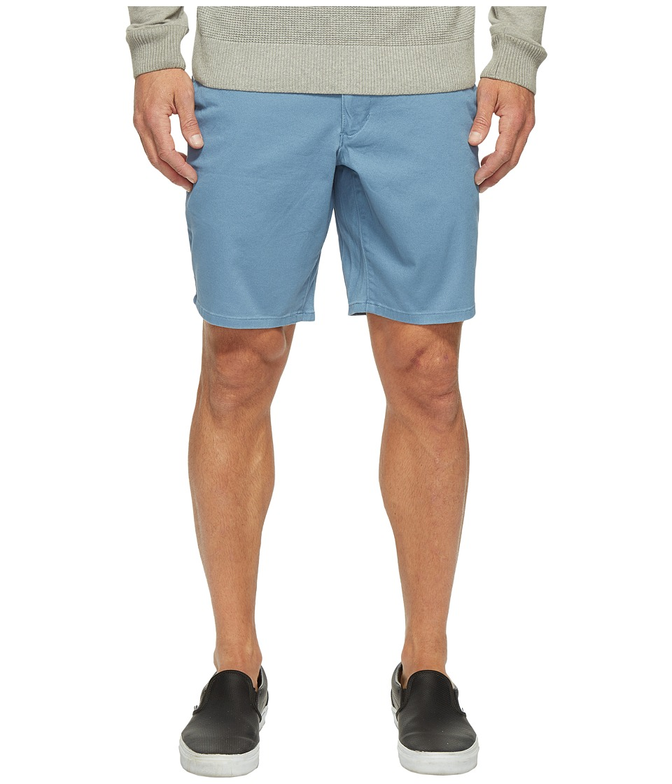 Dockers Premium - Broken in Chino Straight Fit Shorts (Copen Blue) Men's Shorts