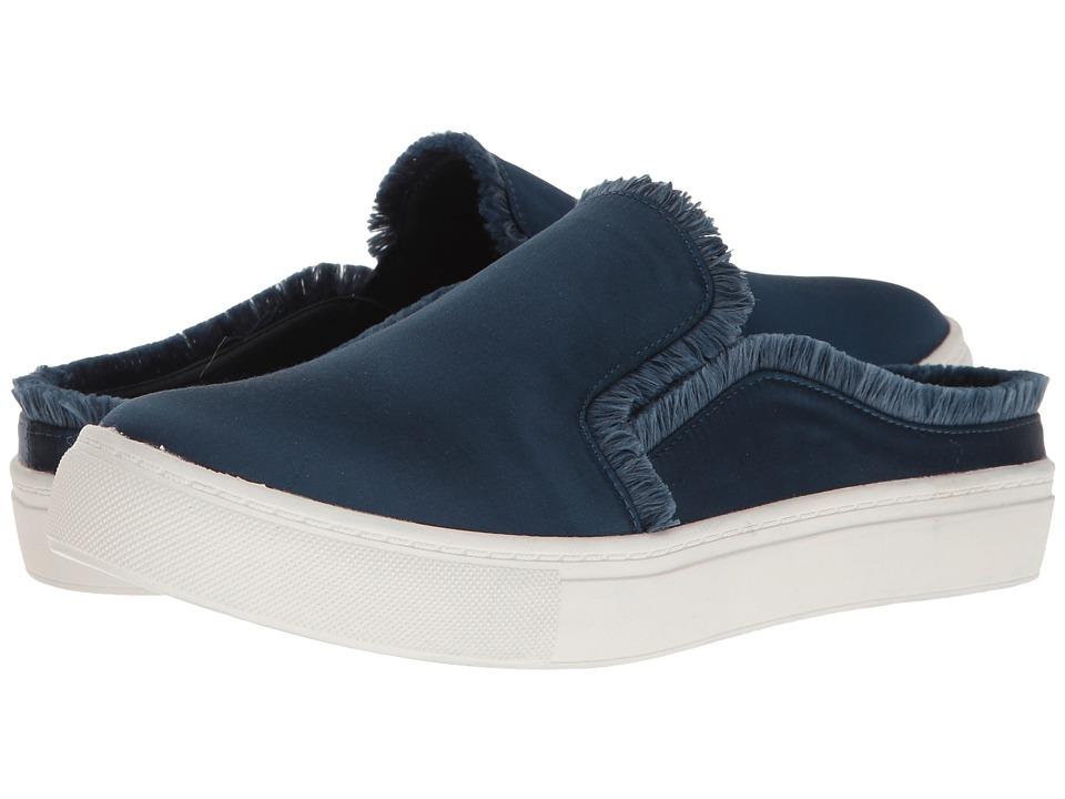 Dirty Laundry Jaxon Satin Mule Sneaker (Navy) Women