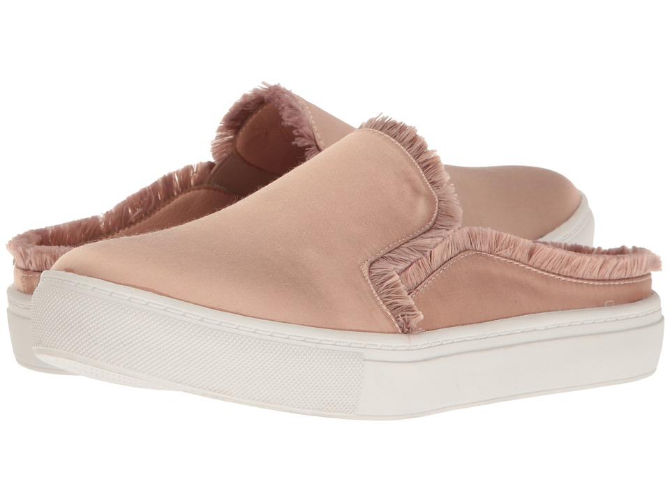 Dirty Laundry Jaxon Satin Mule Sneaker (Summer Nude) Women