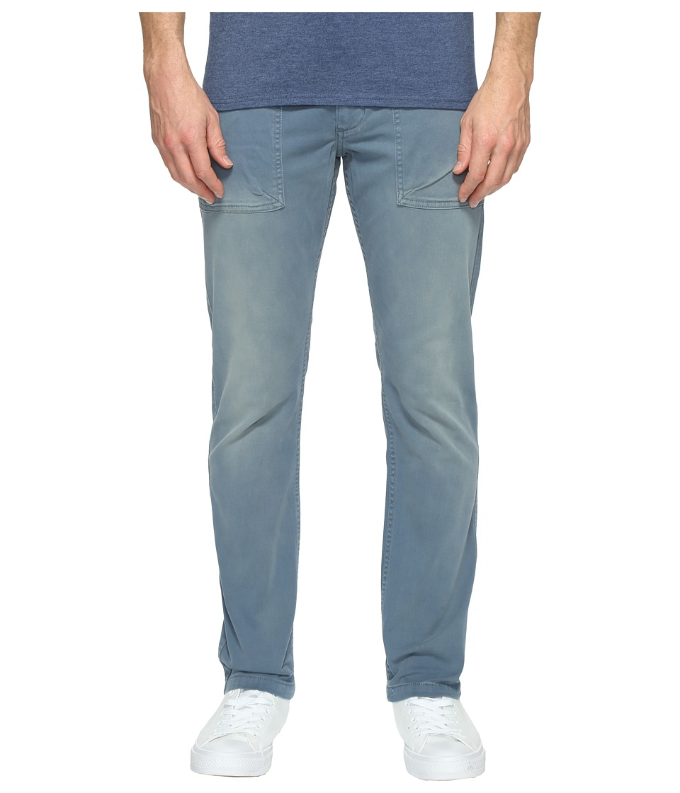 Dockers Premium - Broken in Chino Slim Tapered Utility Pants (Coastal Wash) Men's Casual Pants