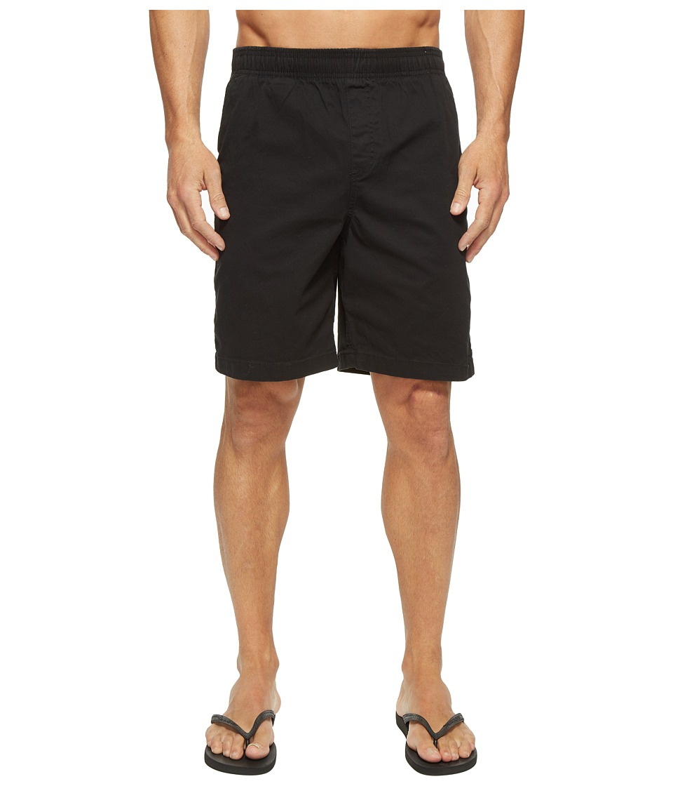 Jack O'Neill - Salty Walkshort (Black) Men's Shorts