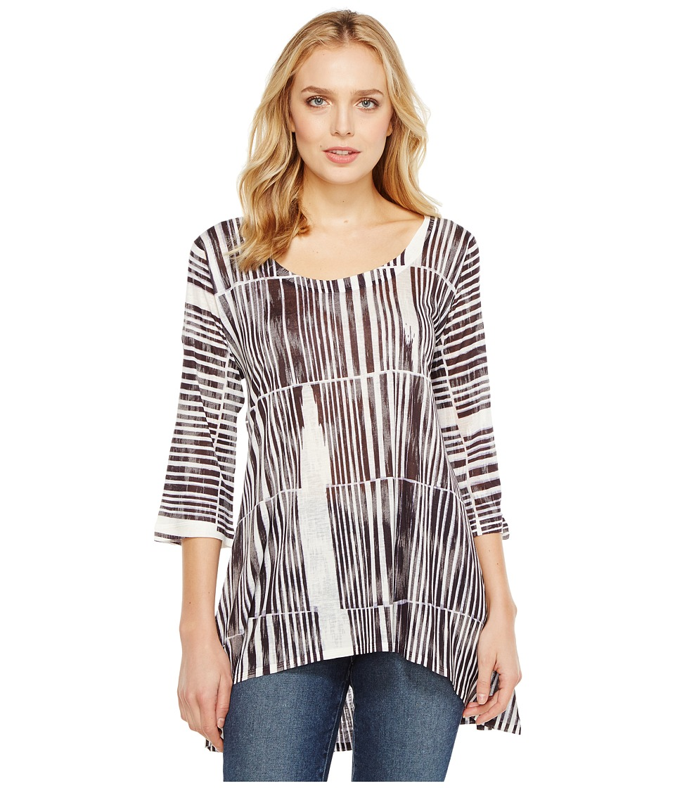 Nally & Millie - Print Tunic (Multi) Women's Clothing