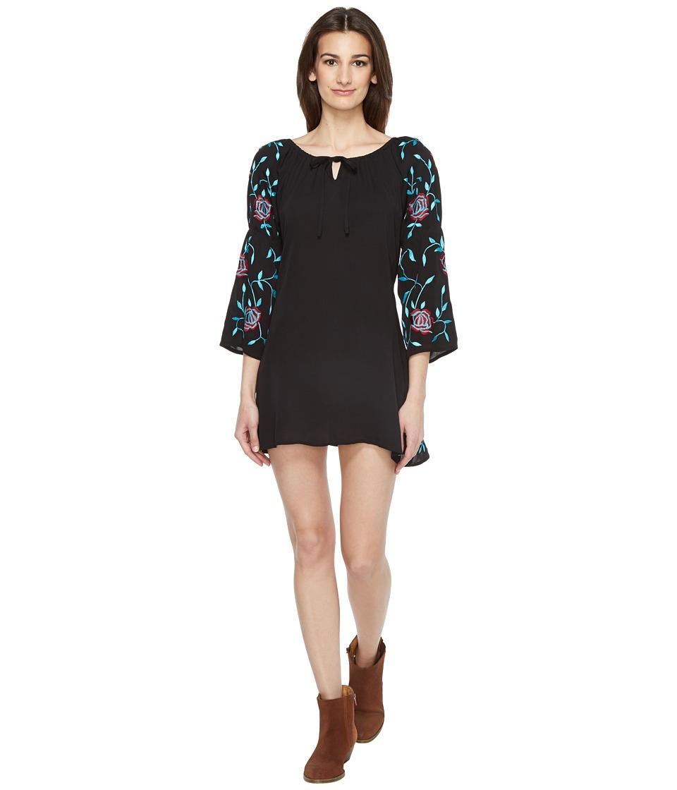 Scully - Charlane Dress (Black) Women's Dress