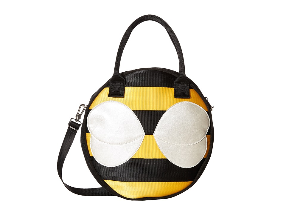 Harveys Seatbelt Bag - Large Circle Bag (Honey Bee) Handbags
