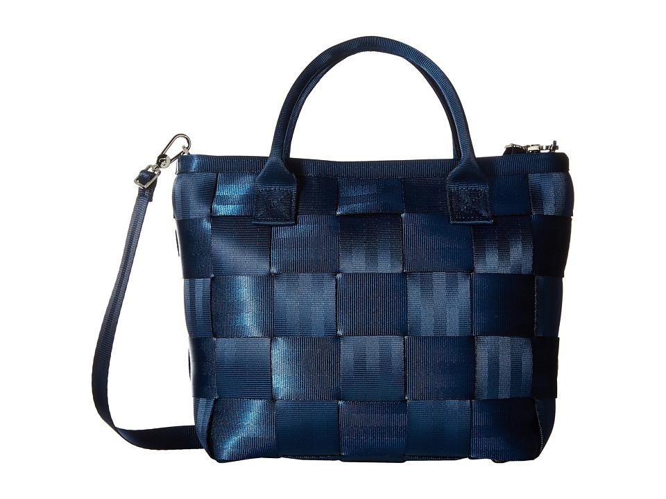 Harveys Seatbelt Bag - Crossbody Tote (Indigo) Tote Handbags