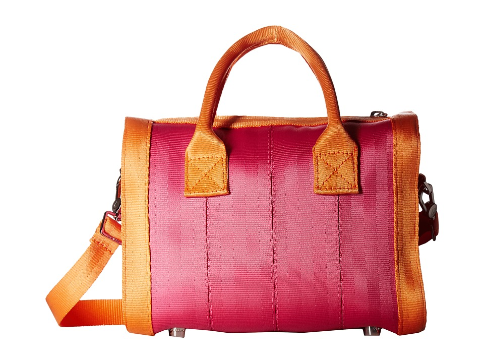 Harveys Seatbelt Bag - Mini Marilyn Satchel (Sweet Pea) Satchel Handbags