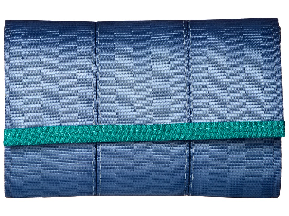 Harveys Seatbelt Bag - Snap Wallet (Morning Glory) Wallet Handbags