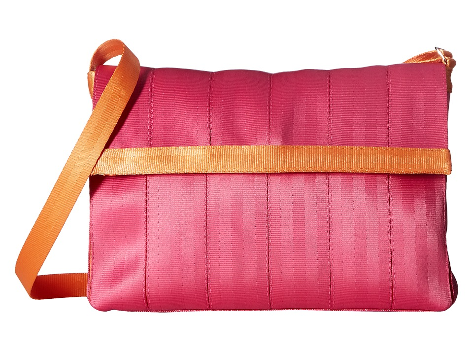Harveys Seatbelt Bag - Foldover (Sweet Pea) Handbags