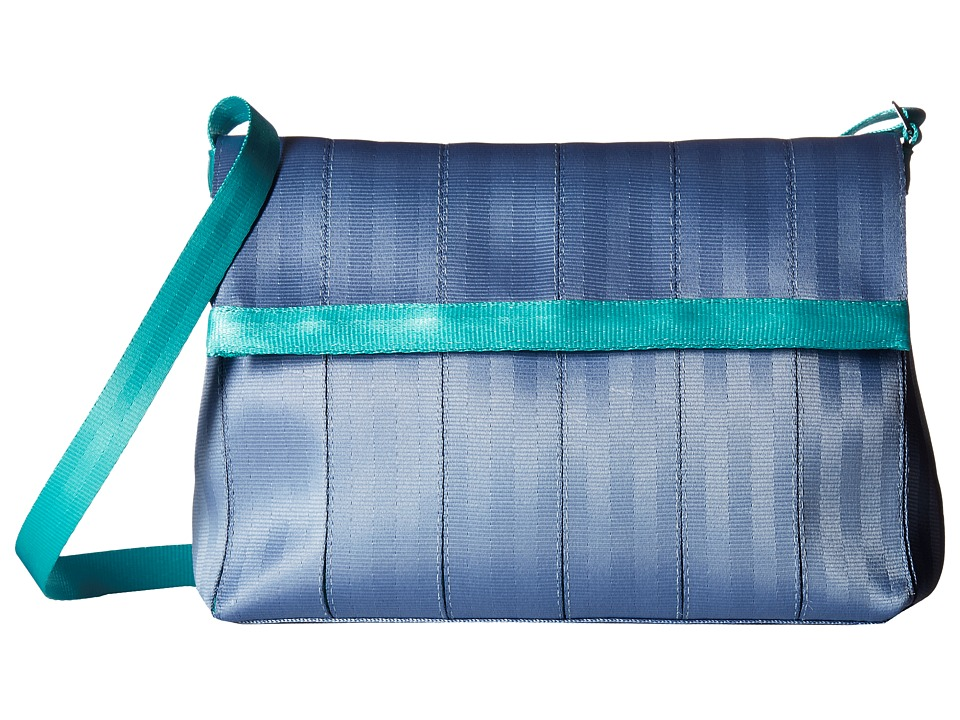 Harveys Seatbelt Bag - Foldover (Morning Glory) Handbags