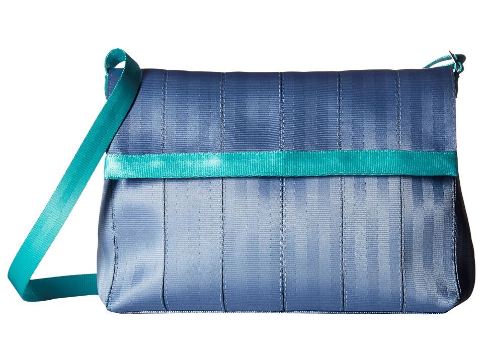 Harveys Seatbelt Bag - Foldover (Morning Glory) Handbags