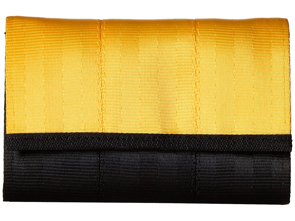 Harveys Seatbelt Bag - Snap Wallet (Honey Bee) Wallet Handbags