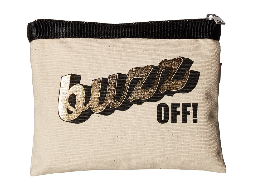 Harveys Seatbelt Bag - Makeup Pouch (Honey Bee) Athletic Handbags