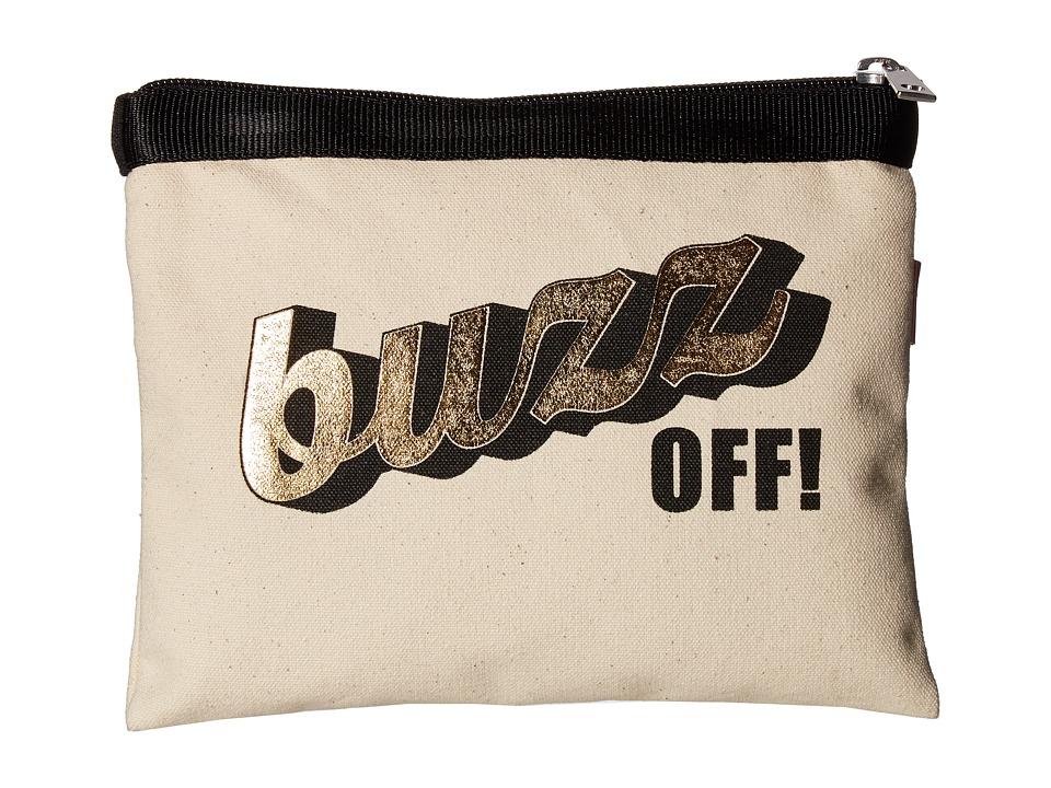 Harveys Seatbelt Bag - Makeup Pouch (Honey Bee) Athletic Handbags