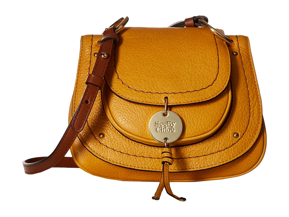 See by Chloe - Susie Small Crossbody (Honey) Cross Body Handbags