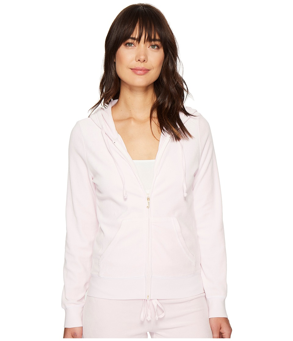 Juicy Couture - Robertson Velour Jacket (Peek-A-Boo) Women's Coat