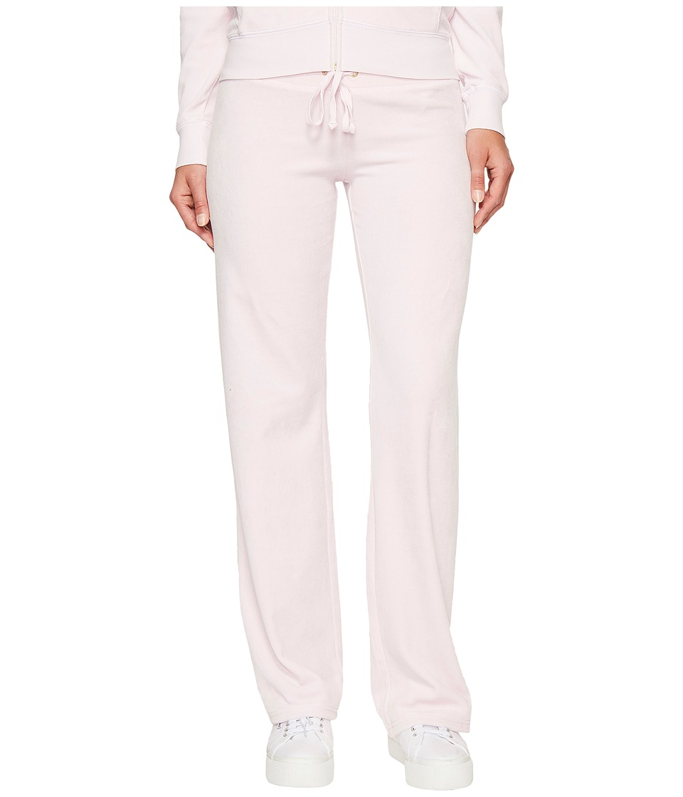 Juicy Couture - Mar Vista Velour Pants (Peek-A-Boo) Women's Casual Pants