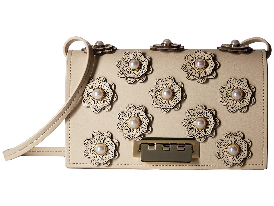 ZAC Zac Posen - Earthette Crossbody (Sand Dollar) Cross Body Handbags
