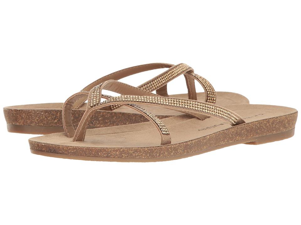 Chinese Laundry - Nalla (Gold) Women's Sandals