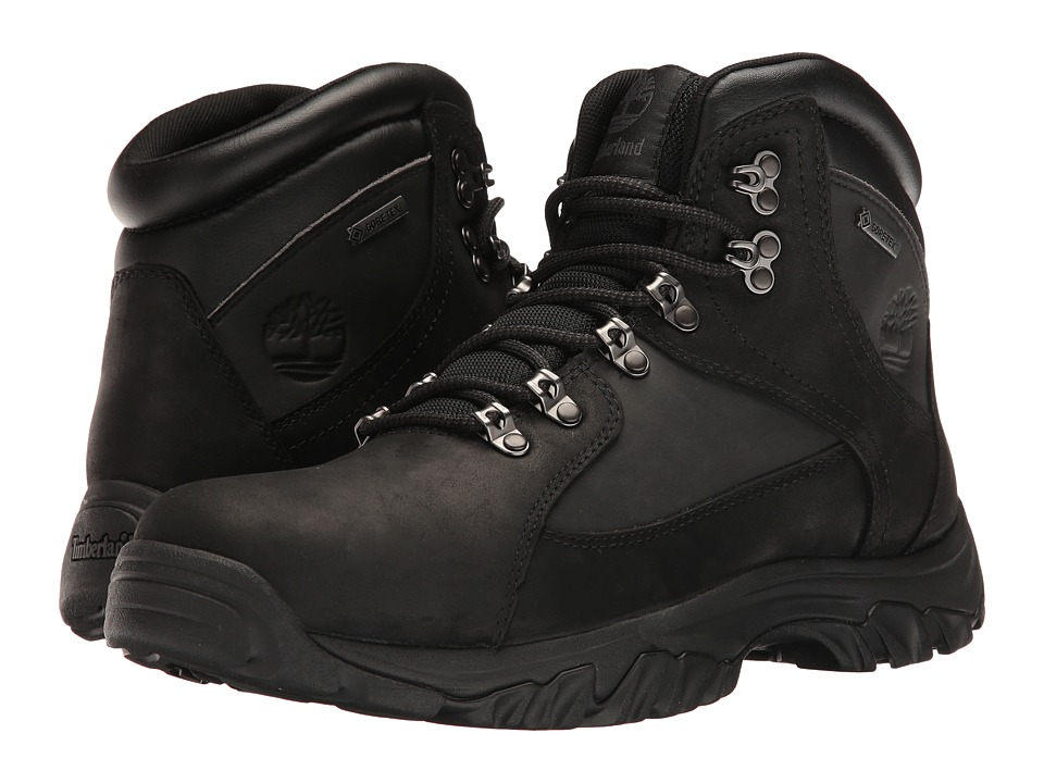 Timberland - Thorton Mid Gore-Tex Membrane (Black) Men's Pull-on Boots