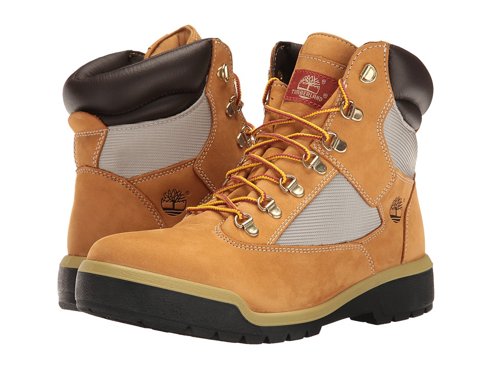 Timberland 6 Field Boot (Wheat) Men