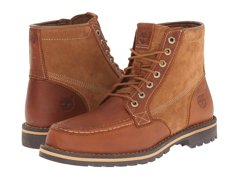 Timberland - Grantly Boot (Brown Full Grain) Men's Boots
