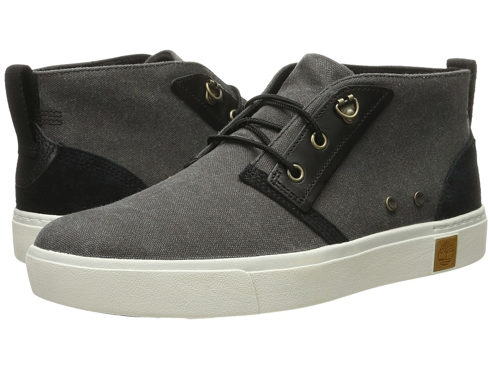 Timberland Amherst Chukka (Light Black) Men