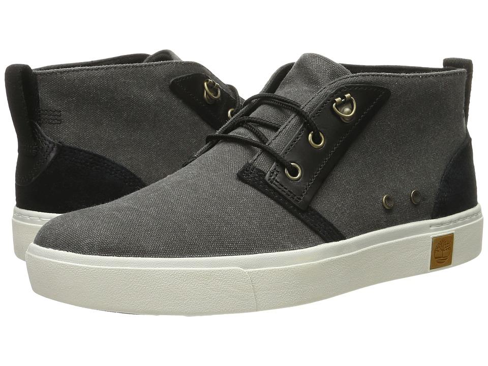 Timberland - Amherst Chukka (Light Black) Men's Shoes