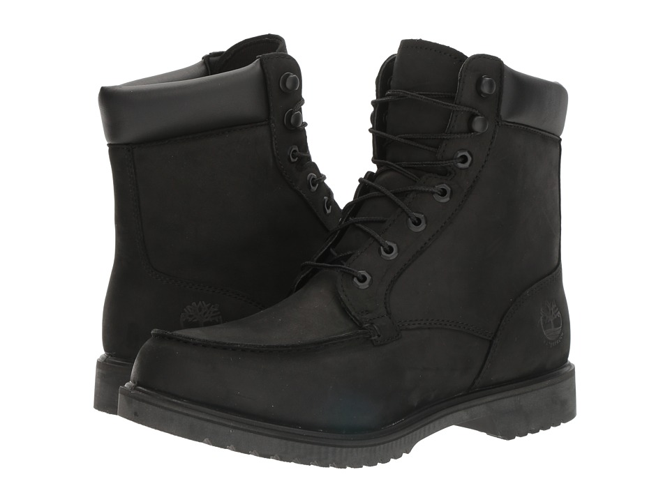 Timberland Elmstead Waterproof 6 Boot (Black) Men