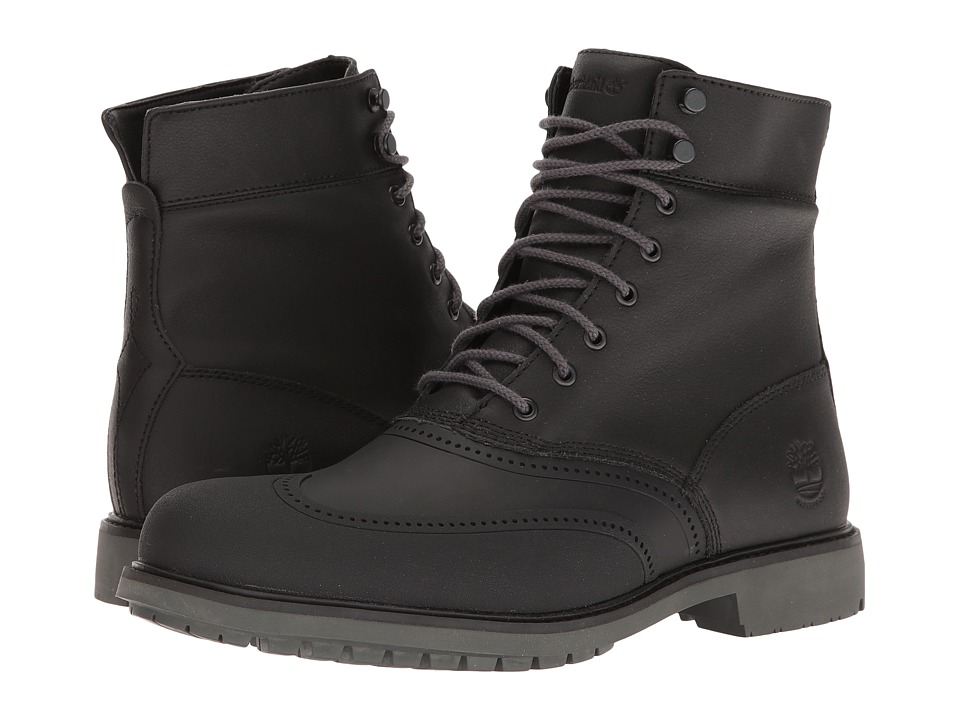 Timberland - Stormbuck Boot (Black) Men's Boots