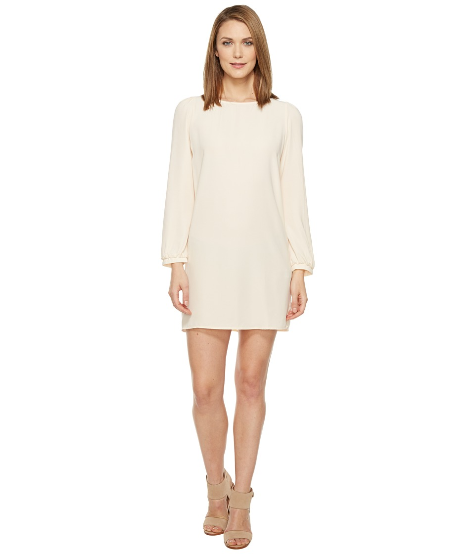 Brigitte Bailey Skyler Shift Dress (Blush) Women's Dress