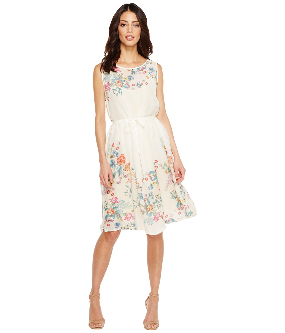 Johnny Was - Leelee Dress/Slip (Multi) Women's Dress