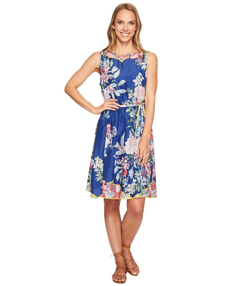 Johnny Was - Morning Flair Dress/Slip (Multi) Women's Dress