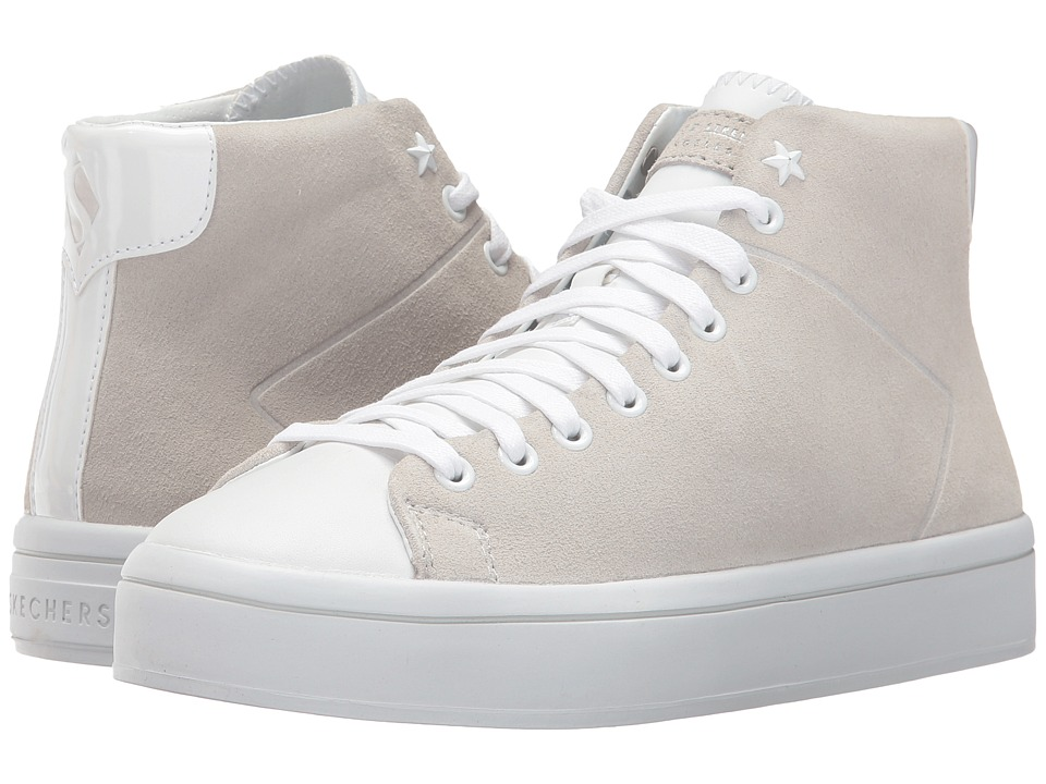 SKECHERS - Hi - Lite (Off White) Women's Lace up casual Shoes