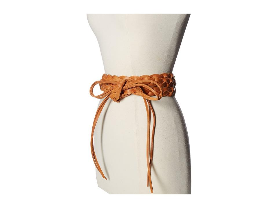 ADA Collection - Maria Belt (Cognac) Women's Belts